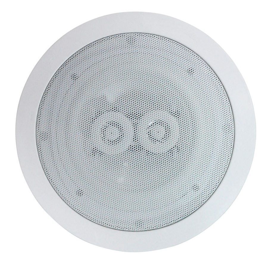 SONOS Compatible Stereo Hi-Fi Ceiling Speaker Dual Tweeter 60w