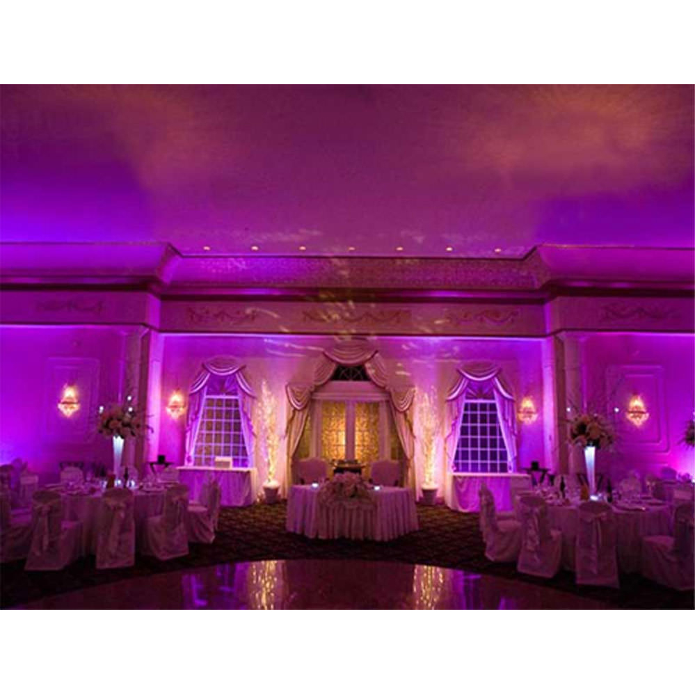 Commercial Lighting Glasgow: LED Mood Lighting Hire Battery Uplighters Outdoor Rated