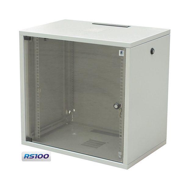 6U AV Rack Cabinet with Glass Door
