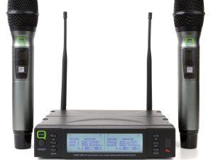 Q Audio Wireless Microphone System