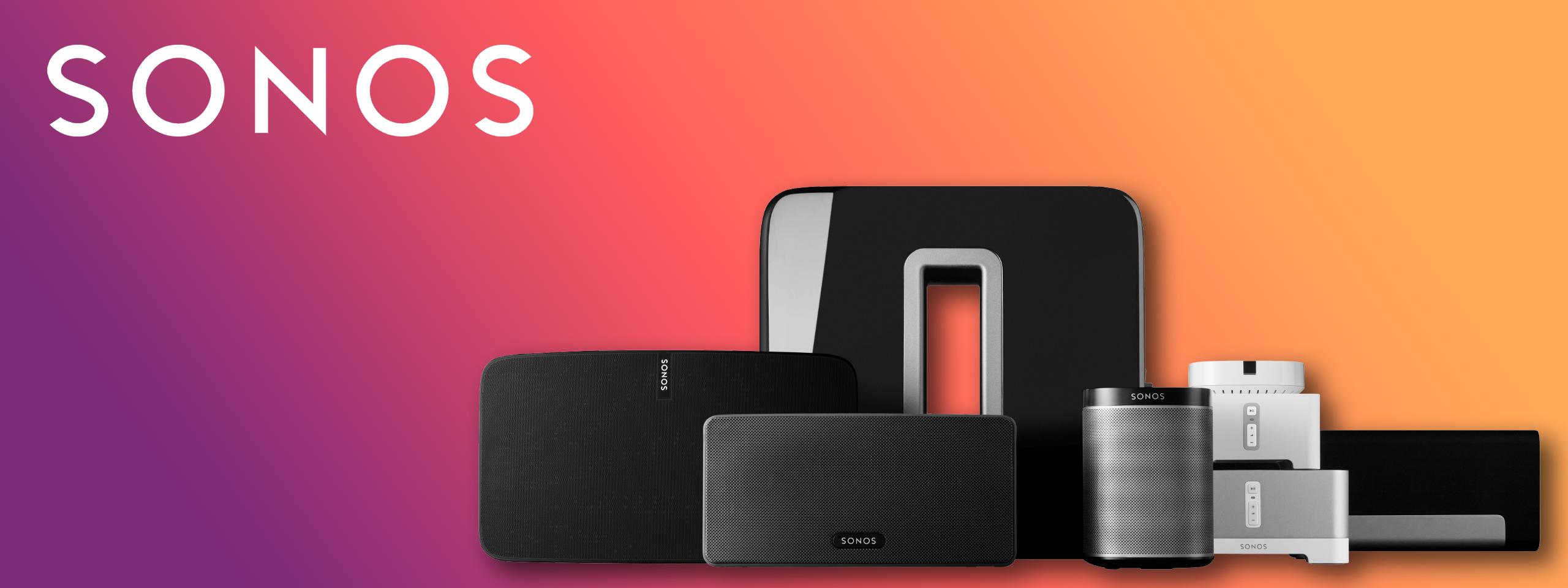 Sonos Speaker Systems