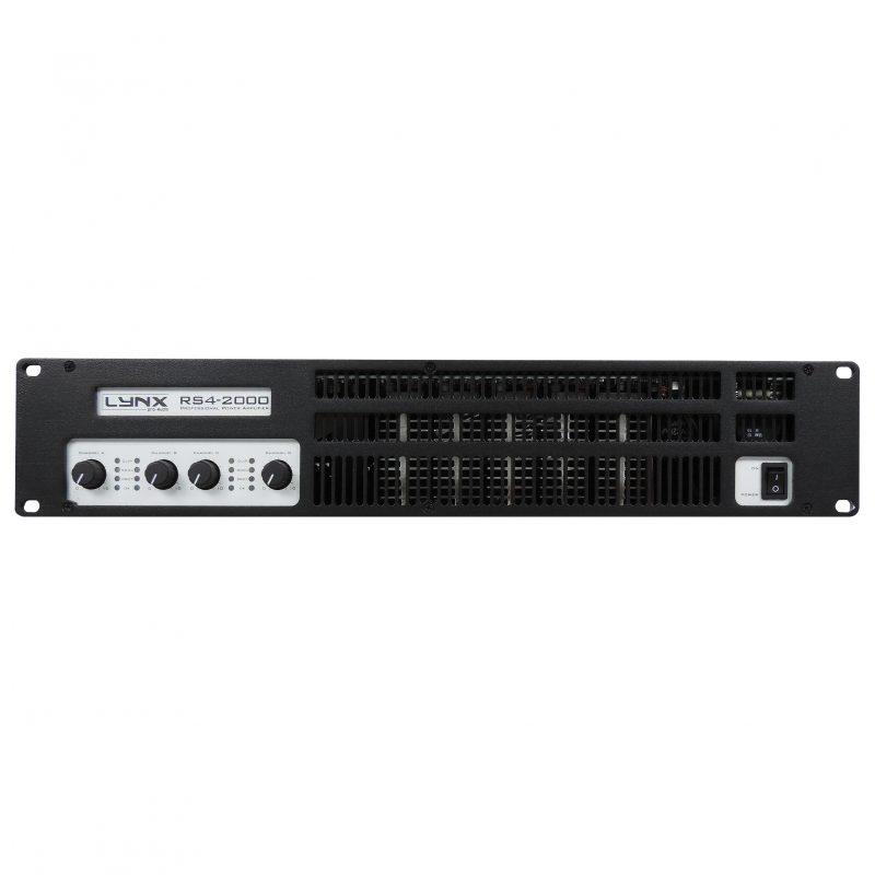 Lynx Pr Audio RS4-2000
